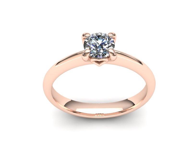 PZAU180026 Zásnubní prsten